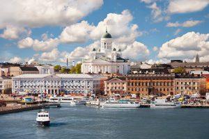 Giá vé máy bay từ Hà Nội đi Phần Lan