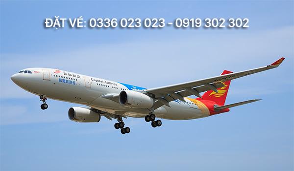 Văn phòng đại diện hãng Beijing Capital Airlines tại Việt Nam