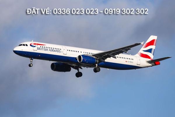 Văn phòng đại diện hãng British Airways tại Việt Nam