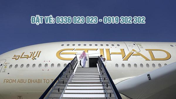 Văn phòng đại diện hãng Etihad Airways tại Việt Nam