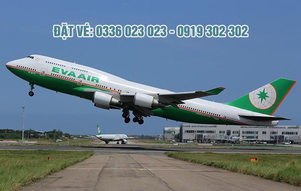 Văn phòng đại diện hãng Eva Airways tại Việt Nam