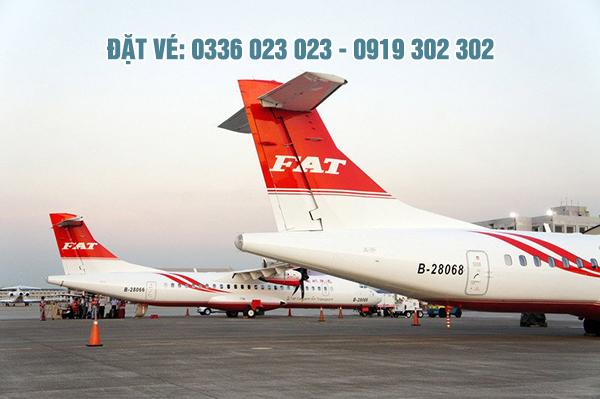 Văn phòng đại diện hãng Far Eastern Air Transport tại Việt Nam