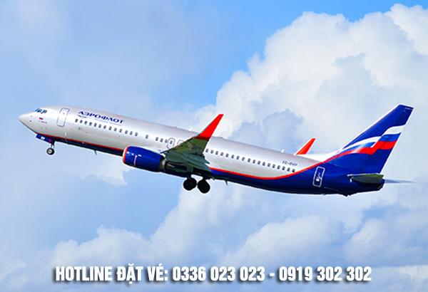 văn phòng đại diện hãng Aeroflot Airlines tại Việt Nam