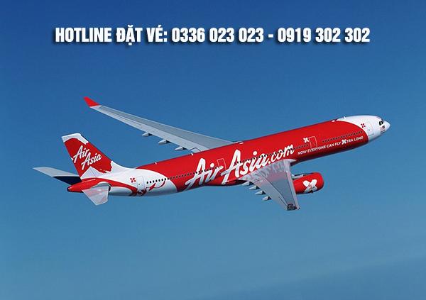 Văn phòng đại diện hãng AirAsia tại Việt Nam