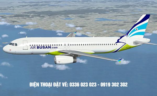 Văn phòng đại diện hãng Air Busan tại Việt Nam