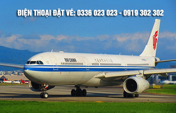 Văn phòng đại diện hãng Air China tại Việt Nam