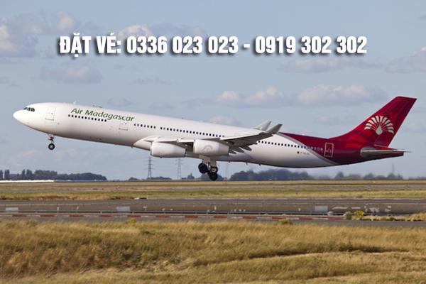 Văn phòng đại diện hãng Air Madagascar tại Việt Nam