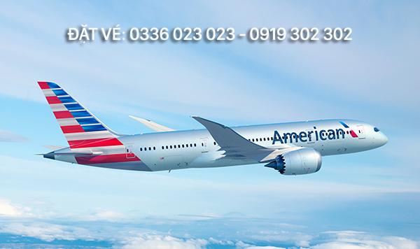 Văn phòng đại diện hãng American Airlines tại Việt Nam