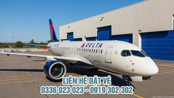 Văn phòng đại diện hãng Delta Airlines tại Việt Nam