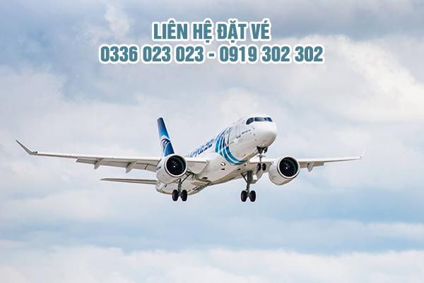 Văn phòng đại diện hãng Egypt Air tại Việt Nam