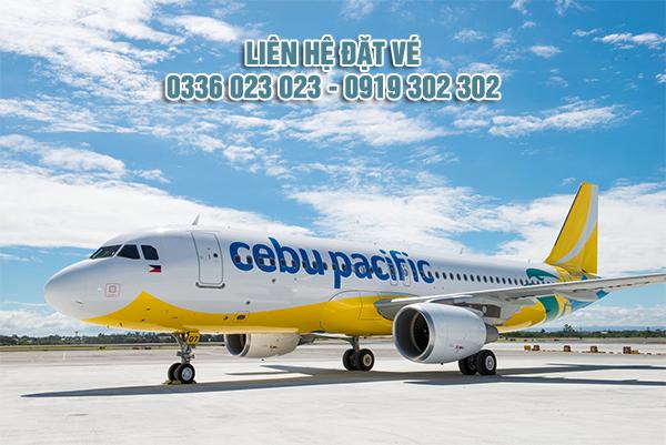 Văn phòng đại diện hãng Cebu Pacific tại Việt Nam