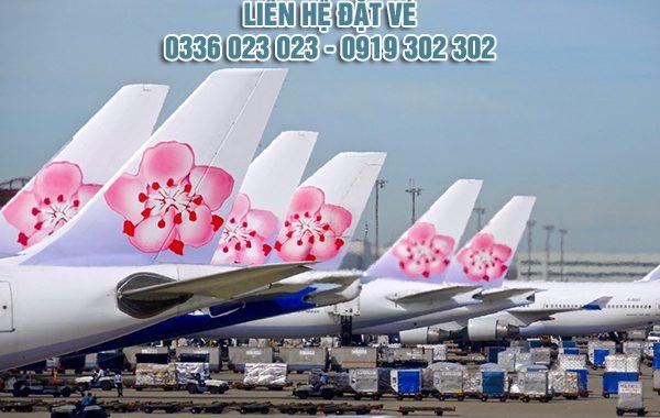 Văn Phòng đại Diện Hãng China Airlines Tại Việt Nam