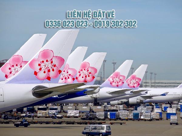 Văn phòng đại diện China Airlines tại Việt Nam