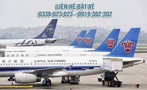 Văn phòng đại diện hãng China Southern Airlines tại Việt Nam