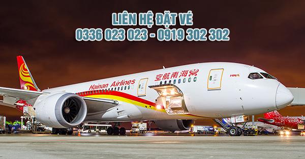 Văn phòng đại diện hãng Hainan Airlines tại Việt Nam