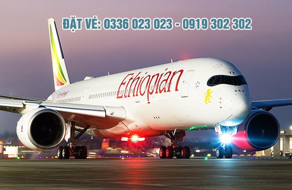 Văn phòng đại diện hãng Ethiopian Airlines tại Việt Nam