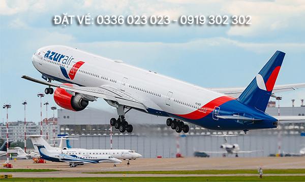 Văn phòng đại diện hãng Azur Air tại Việt Nam