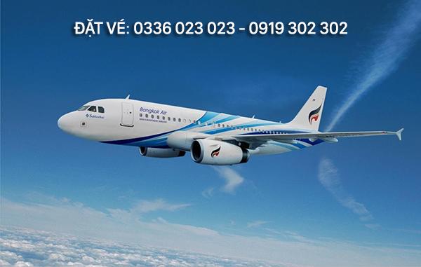 Văn phòng đại diện hãng Bangkok Airways tại Việt Nam