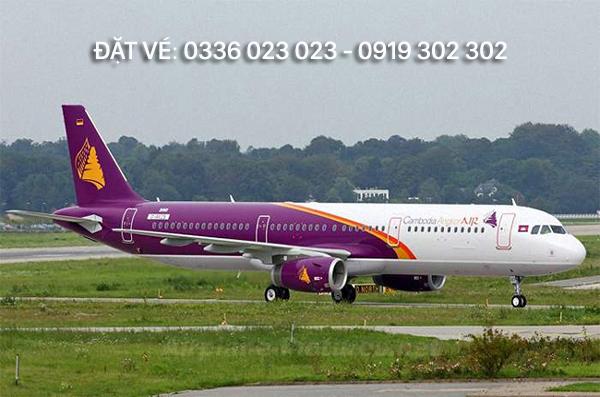 Văn phòng đại diện hãng Cambodia Angkor Air tại Việt Nam