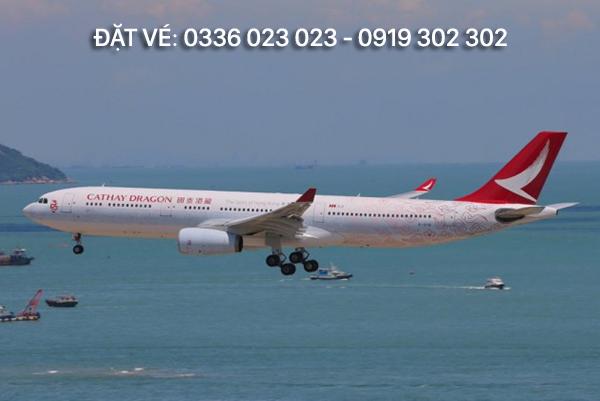 Văn phòng đại diện hãng Cathay Dragon tại Việt Nam