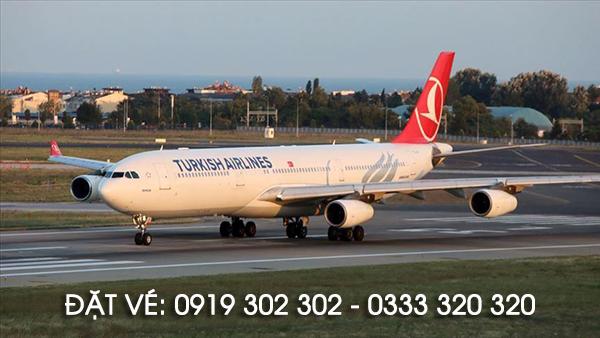 Văn phòng đại diện hãng Turkish Airlines tại Việt Nam