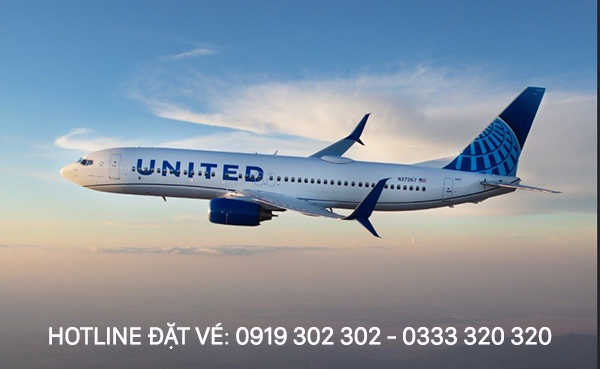 văn phòng đại diện hãng United Airlines tại Việt Nam