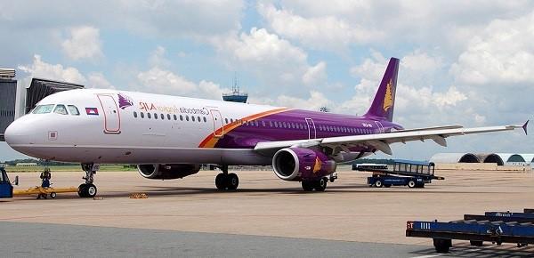 Tất tần tật những thông tin về hãng hàng không Cambodia Angkor Air