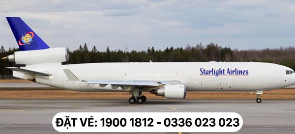 Văn phòng đại diện hãng Starlight Airlines tại Việt Nam