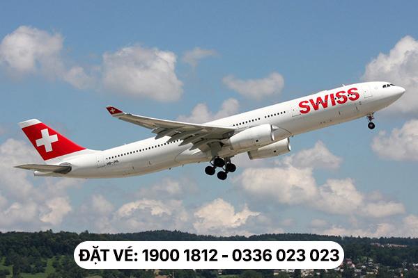 Văn phòng đại diện hãng Swiss Airlines tại Việt Nam