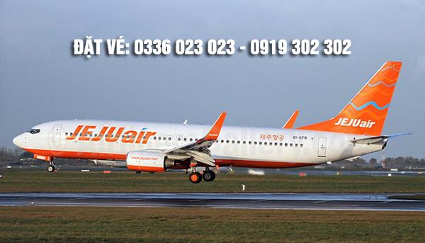 Văn phòng đại diện hãng Jeju Air tại Việt Nam
