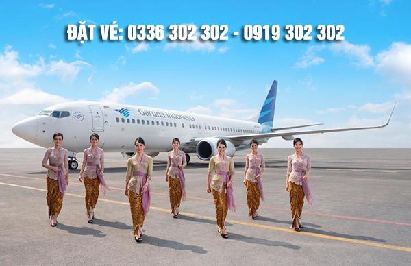 Văn phòng đại diện hãng Garuda Indonesia tại Việt Nam