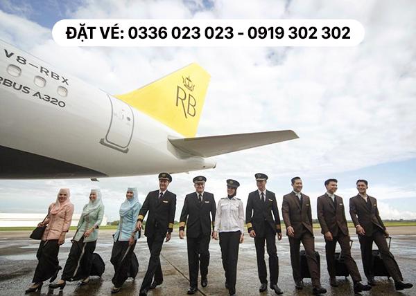 Văn phòng đại diện hãng Royal Brunei tại Việt Nam