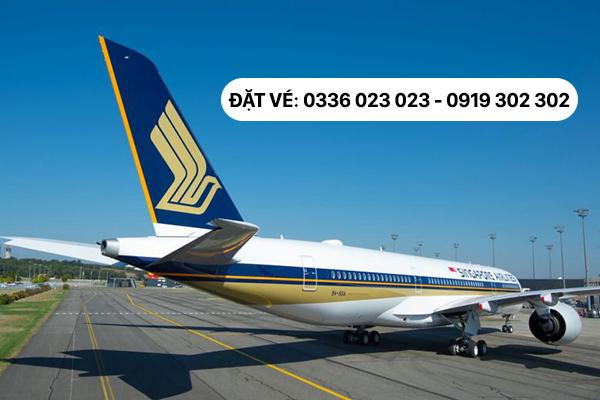 Văn phòng đại diện hãng Singapore Airlines tại Việt Nam