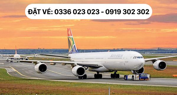 Văn phòng đại diện hãng South African Airways tại Việt Nam