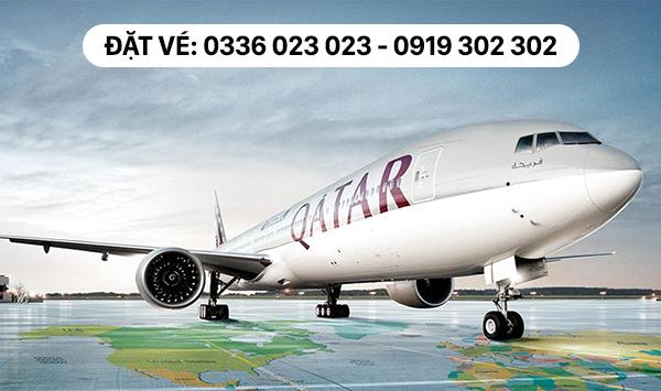 Văn phòng đại diện hãng Qatar Airways tại Việt Nam