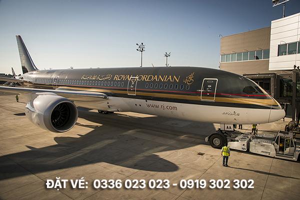 Văn phòng đại diện hãng Royal Jordanian tại Việt Nam