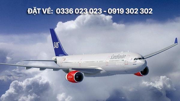 Văn phòng đại diện hãng Scandinavian Airlines tại Việt Nam