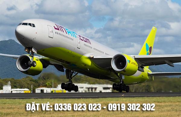Văn phòng đại diện hãng Jin Air tại Việt Nam