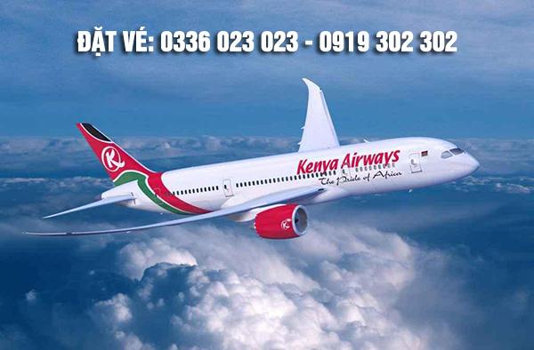 Văn phòng đại diện hãng Kenya Airways tại Việt Nam