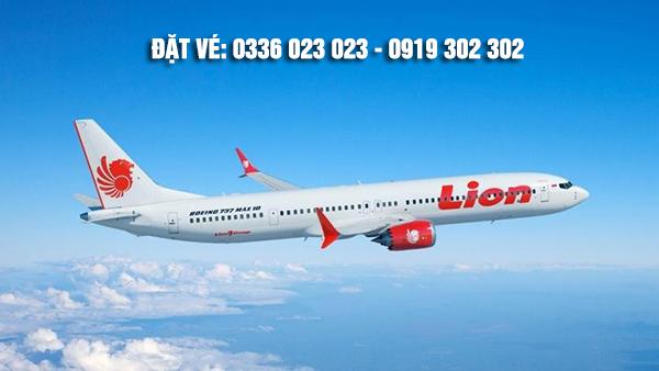 Văn phòng đại diện hãng Lion Air tại Việt Nam