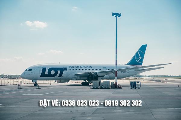 Văn phòng đại diện hãng Lot Polish Airlines tại Việt Nam