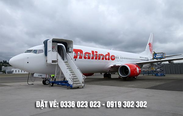 Văn phòng đại diện hãng Malindo Airways tại Việt Nam
