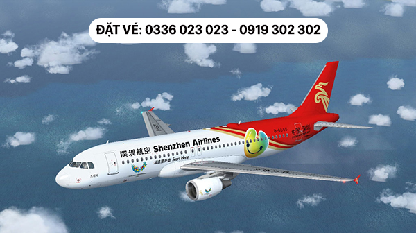 Văn phòng đại diện hãng Shenzhen Airlines tại Việt Nam
