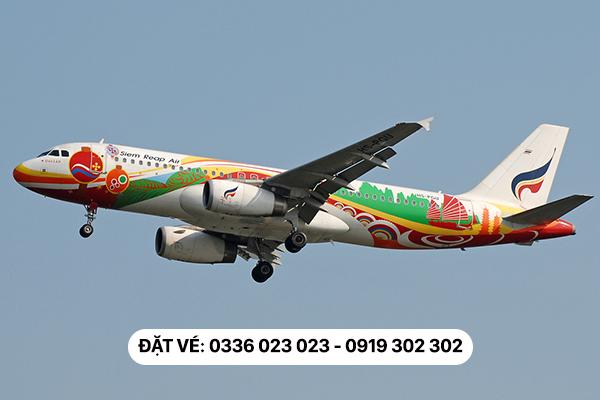 Văn phòng đại diện hãng Siem Reap Airways tại Việt Nam