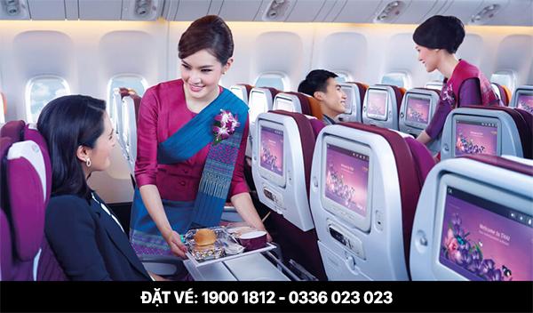 Văn phòng đại diện hãng Thai Airways tại Việt Nam