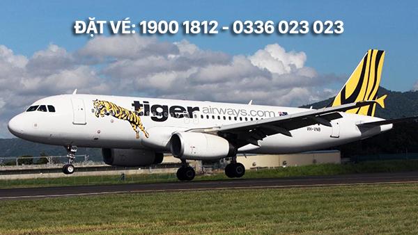 Văn phòng đại diện hãng Tiger Airways tại Việt Nam