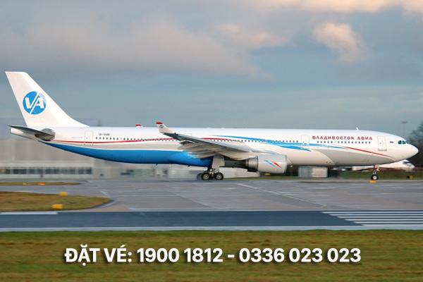 Văn phòng đại diện hãng Vladivostok Airlines tại Việt Nam