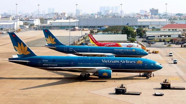 Vienam Airlines mở lại đường bay quốc tế
